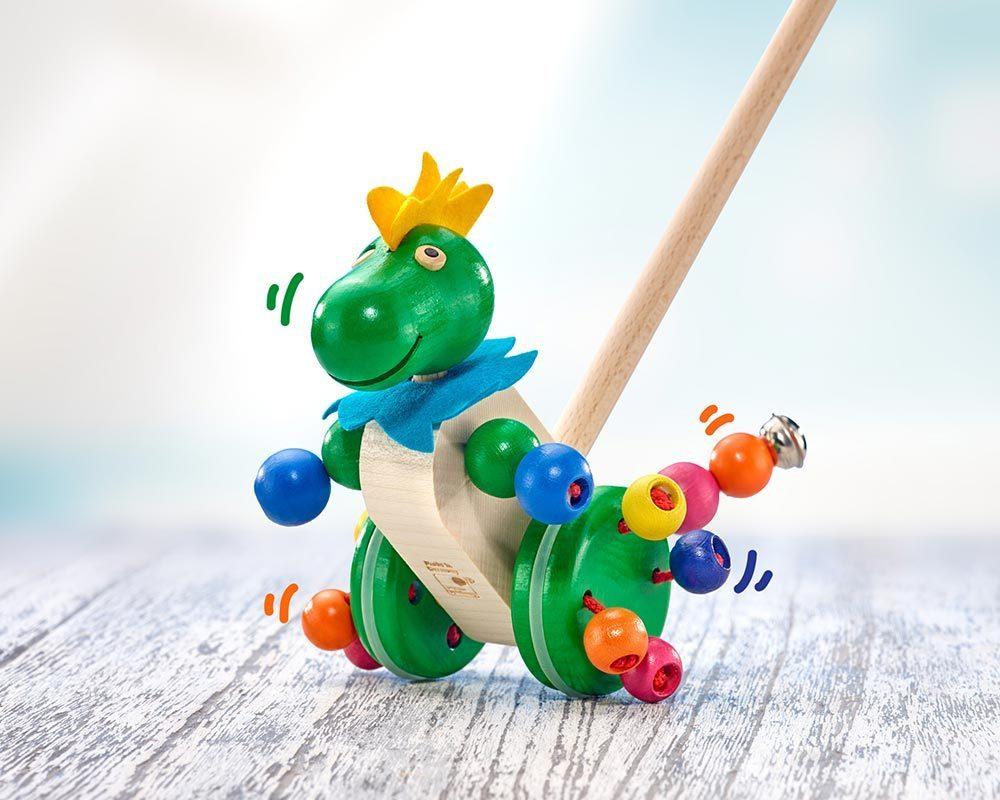 bois jouet a pousser dragon tattolo
