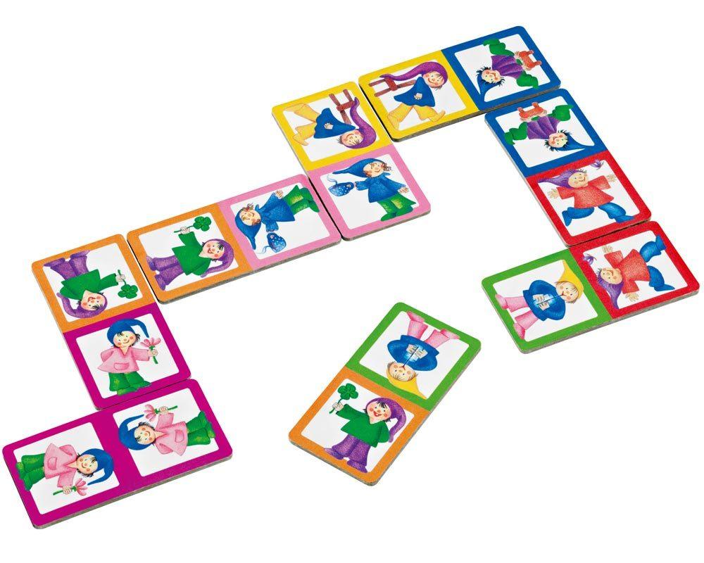 bois jeu de piste des nains domino