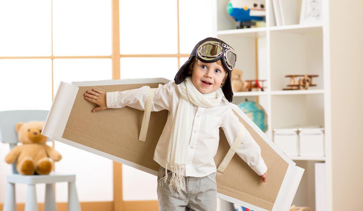 a quoi limagination sert elle aux enfants