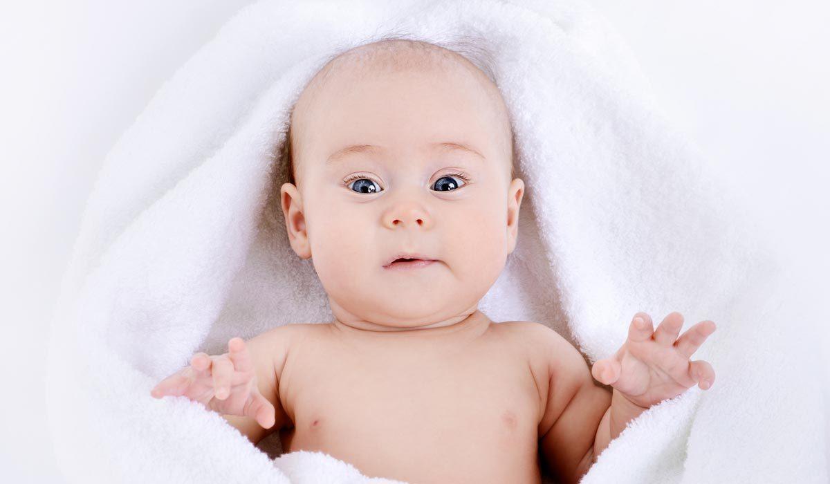 que vois un bebe