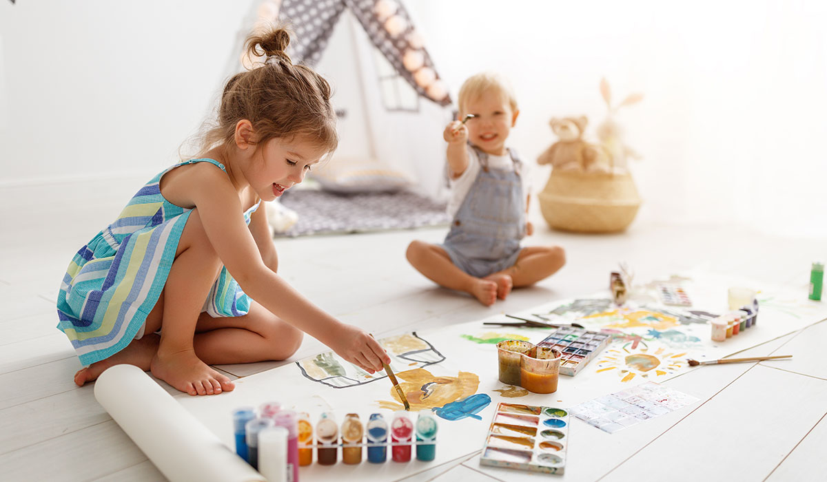jouet en bois chambre enfant