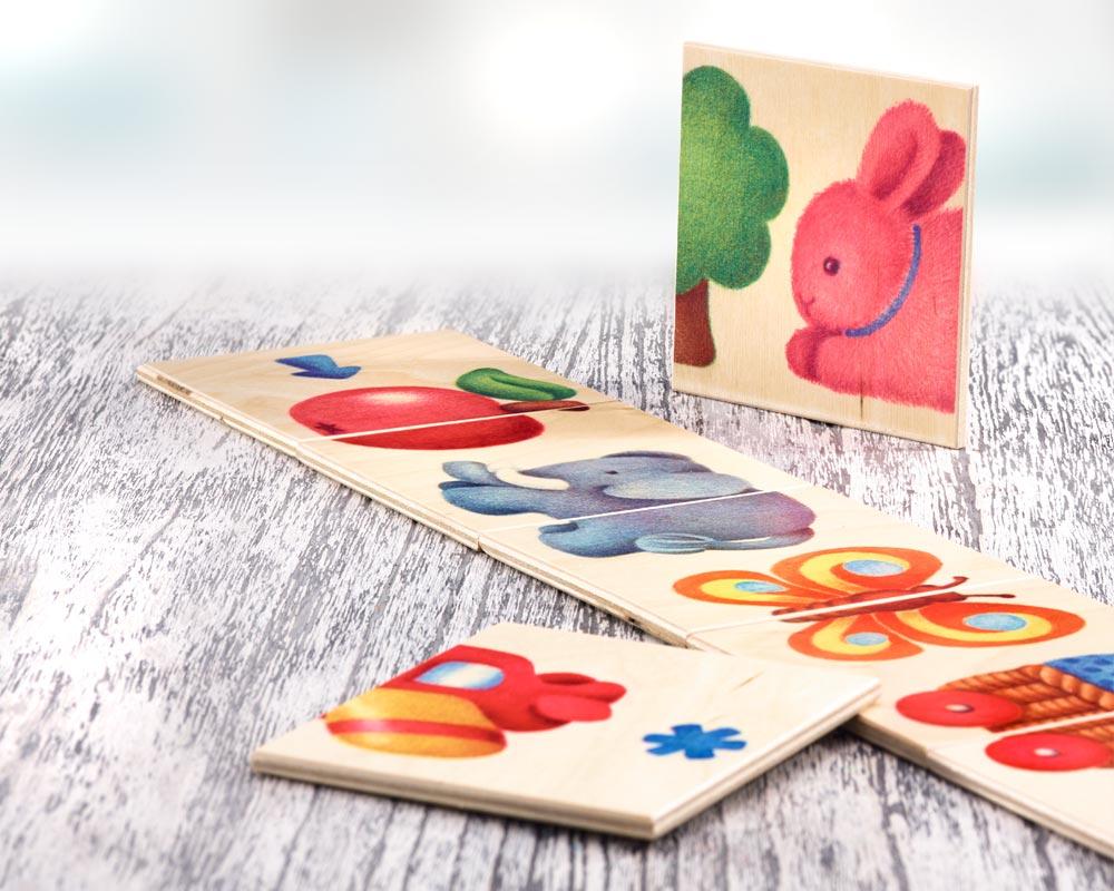 bois puzzle frise bebe illustration 2