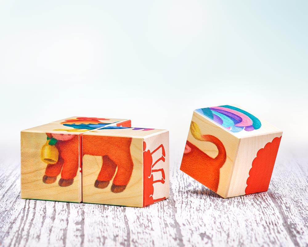 bois images cubes