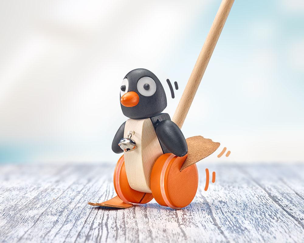 Pingo, personnage à pousser