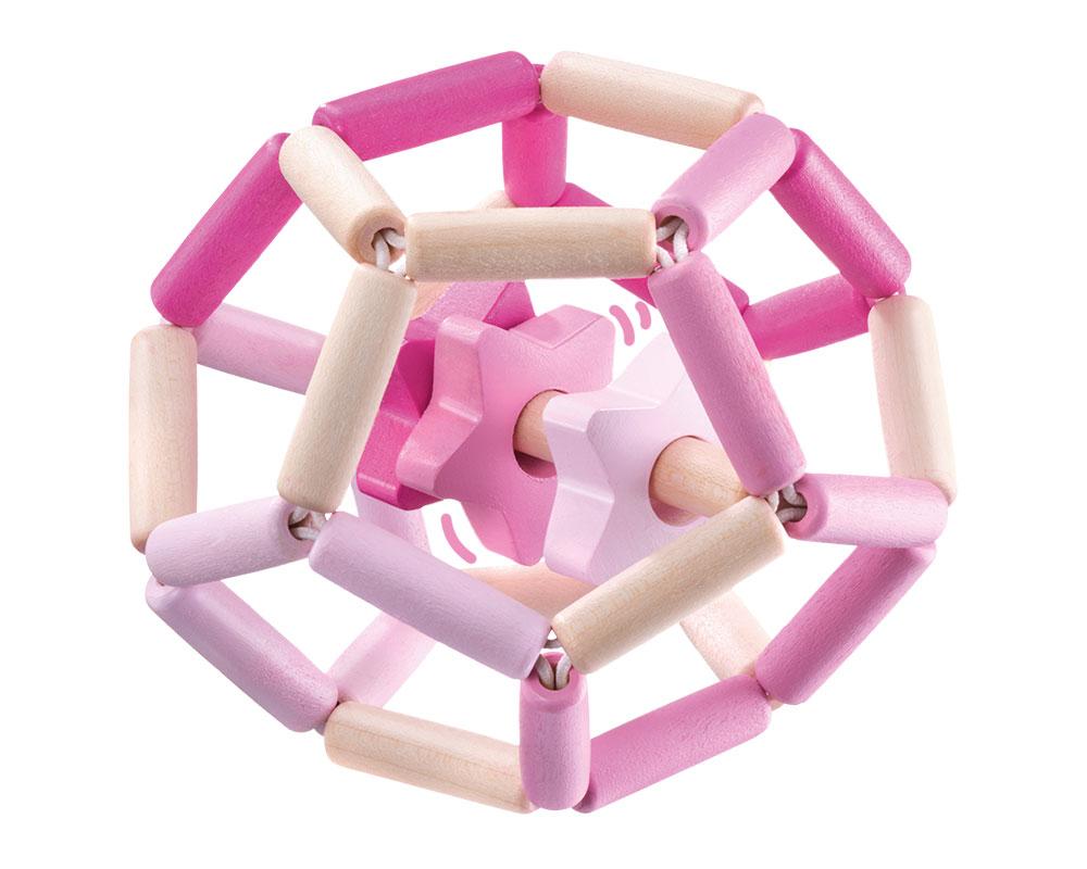 bellybutton Danse des étoiles rose jouets en bois selecta