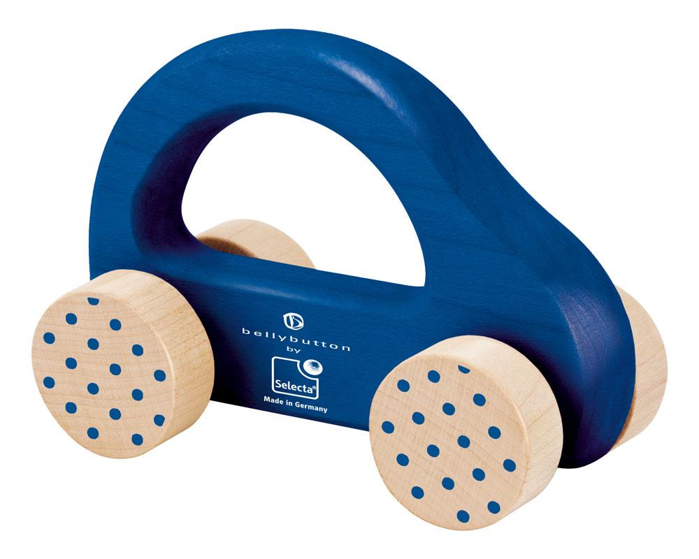 bois hochet auto bleu bellybutton